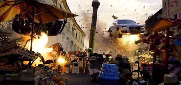 Netflixオリジナル映画『6アンダーグラウンド』12月13日(金)より独占配信開始
