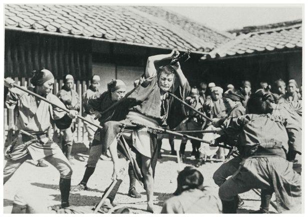 本当に90年以上前の映画?剣戟シーンが圧巻の『雄呂血』