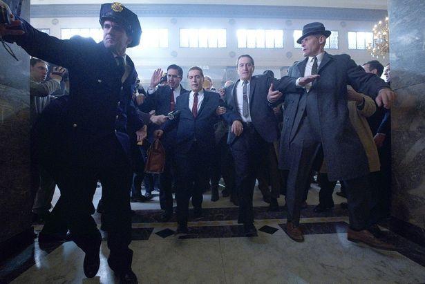 【写真を見る】マーティン・スコセッシ監督が手掛ける『アイリッシュマン』、アカデミー賞では『ジョーカー』と火花を散らす!?