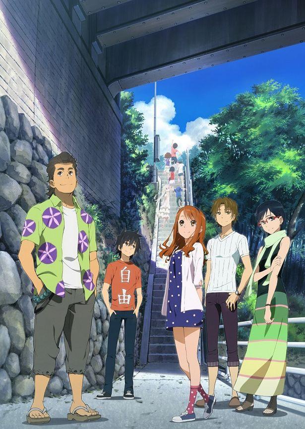 舞台となった埼玉県秩父市が「聖地巡礼」で人気になるきっかけとなった「あの日見た花の名前を僕達はまだ知らない。」