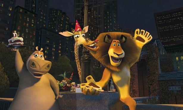 個性的な動物たちが繰り広げる大騒動を描いた「マダガスカル」シリーズ
