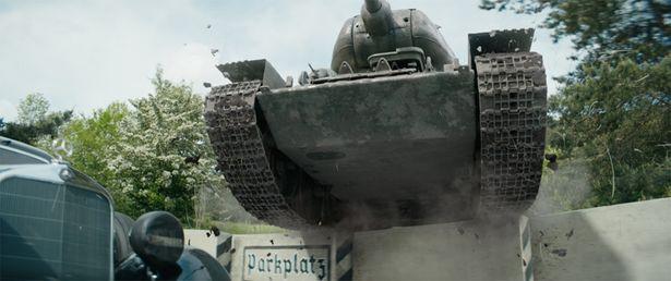 リアルで迫力ある戦車が楽しい!『T-34 レジェンド・オブ・ウォー』