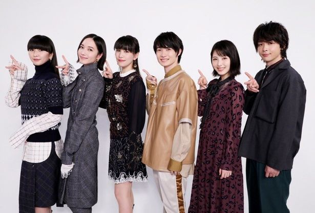 Perfumeが歌う主題歌「再生」は11月29日(金)からデジタル配信される
