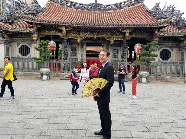 周防正行監督が映画『カツベン!』で第56回台北金馬映画祭に出席!