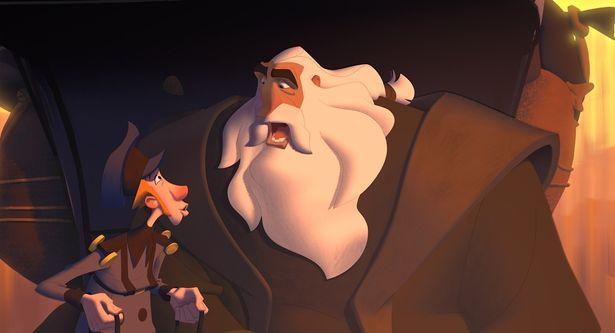 サンタクロース誕生にまつわる秘話を描く『クロース』
