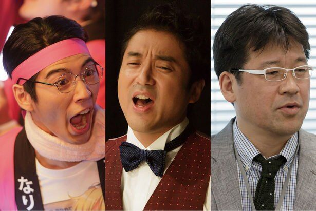福田組常連の賀来賢人、ムロツヨシ、佐藤二朗も出演する