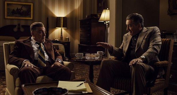 各賞レースの台風の目となるか…?上映時間209分の超大作映画『アイリッシュマン』