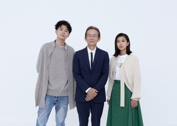 成田凌、周防正行監督、黒島結菜が撮影秘話を明かす!