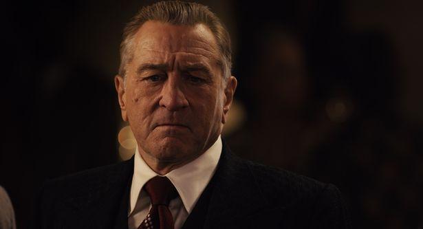 デ・ニーロが演じるのは実在の殺し屋フランク・シーラン