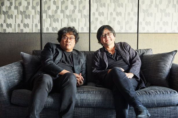 【写真を見る】これが初となる、ポン・ジュノ監督と細田守監督の貴重な対談が実現!
