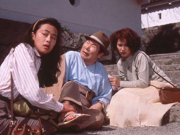 後藤演じる泉は、寅さんの甥、満男の初恋の相手(『男はつらいよ 寅次郎の青春』)