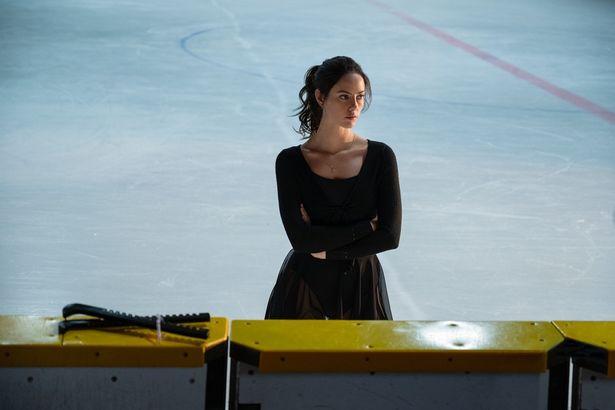 フィギュアスケートを題材にした「栄光へのスピン」
