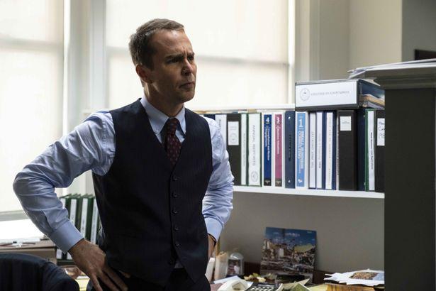 弁護士ワトソンを演じたサム・ロックウェルのインタビューを独占入手!