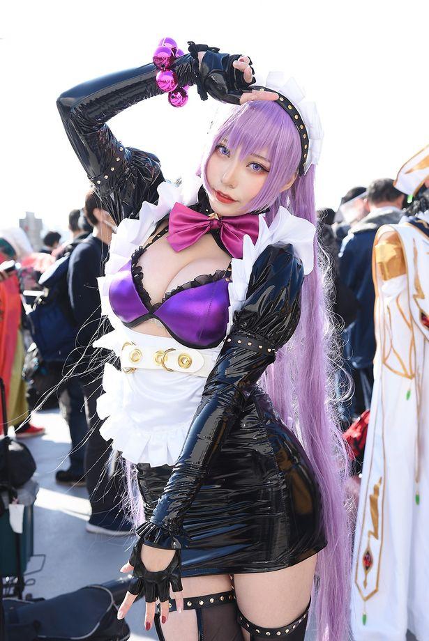 【写真を見る】「Fate/Grand Order」のBBに扮する菌烨takoさんをはじめ、魅力的なコスプレイヤーがずらり!<写真20点>