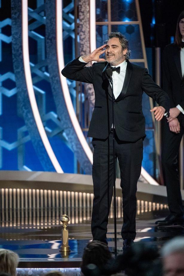 主演男優賞は『ジョーカー』のホアキン・フェニックス