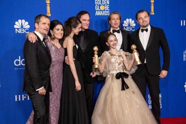 第77回ゴールデン・グローブ賞、タランティーノ監督作『ワンハリ』が最多部門受賞!