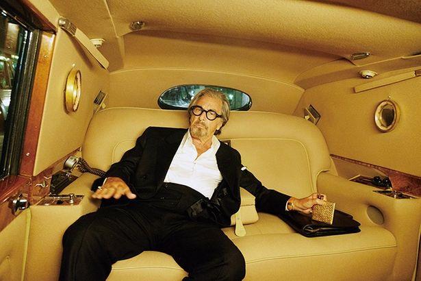 アル・パチーノが演じたマーヴィン・シュワーズは数多くの西部劇を手掛けた名プロデューサー