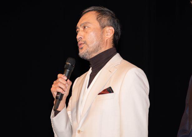 PARCO劇場への想いと「ピサロ」への意気込みを語った渡辺謙