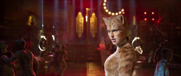 【写真を見る】テイラー・スウィフトがモフモフのネコ姿に!