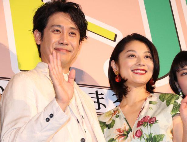 大泉洋、小池栄子と「グッドバイしたい!」と絶叫。会場の爆笑をさらった