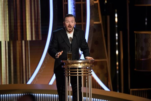 アカデミー賞でもリッキー・ジャーヴェイスの毒舌ツイートが炸裂