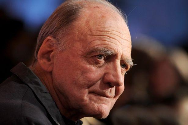 スイス出身の名優ブルーノ・ガンツは昨年惜しくも亡くなった