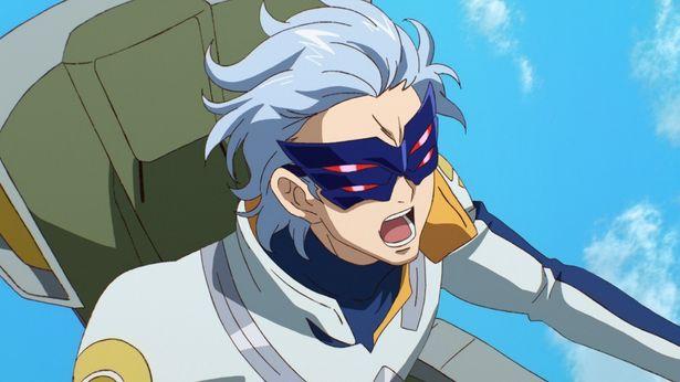 キャピタル・アーミィに所属する謎の男、マスクがベルリらを追う
