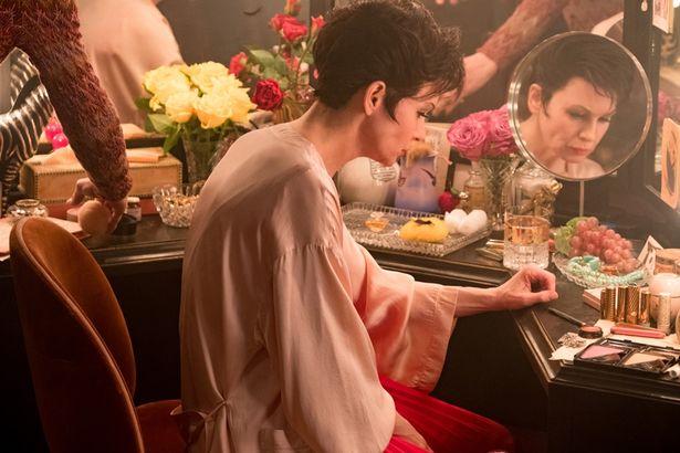 心身ともに限界だったジュデイを演じるレニー・ゼルウィガーの熱演から目が離せない