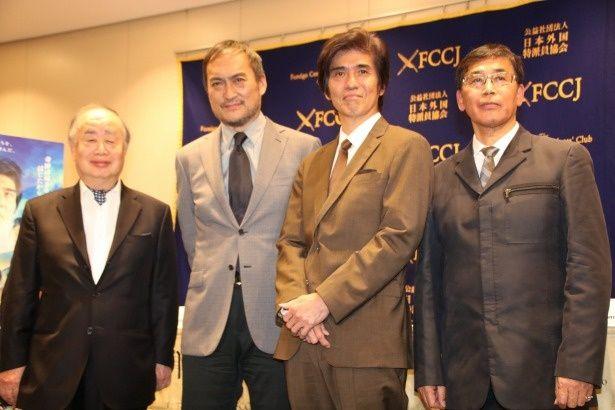 『Fukushima 50』(フクシマフィフティ) の日本外国特派員記者会見が開催