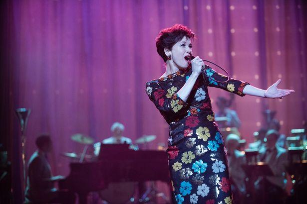 ミュージカル女優ジュディ・ガーランドの晩年を描く『ジュディ 虹の彼方に』は初登場8位に!