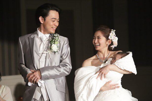 お調子者の太郎は早くも26で、できちゃった婚!