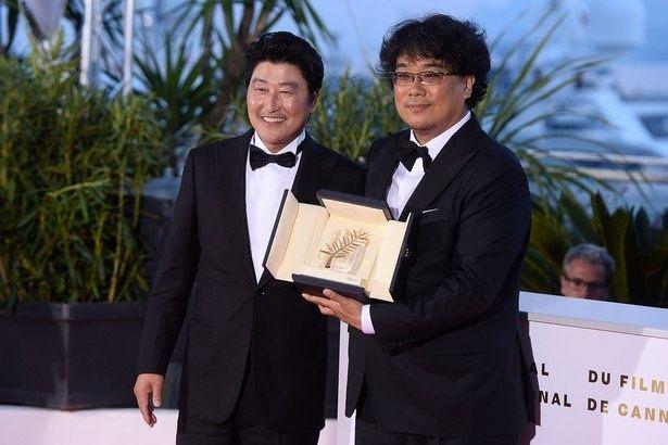 昨年のカンヌは『パラサイト』が最高賞のパルムドールを受賞、その後の各映画賞にも追い風となった