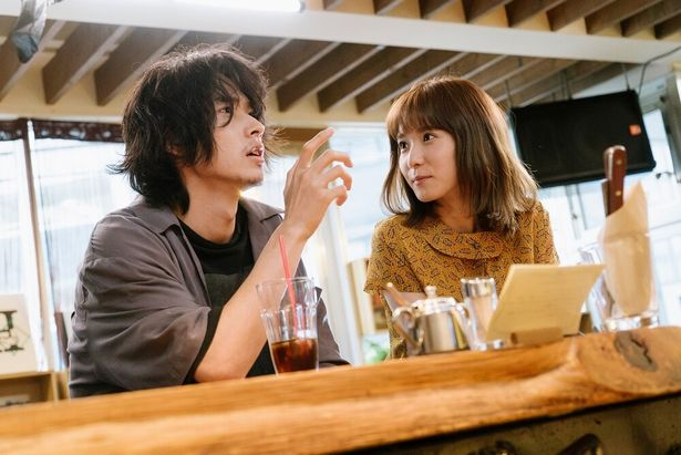 夢を追う永田と彼を支える沙希の恋模様が綴られていく
