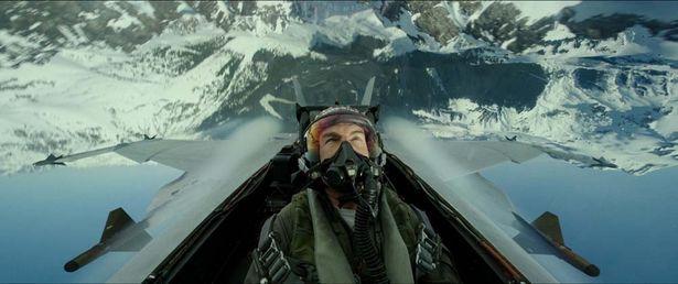 トム・クルーズが34年ぶりに同役を演じる『トップガン マーヴェリック』