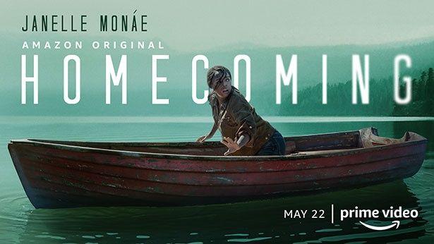 Amazonオリジナルのスリラードラマ「ホームカミング」シーズン2は5月22日(金)から独占配信開始!