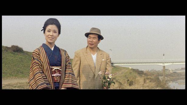 【写真を見る】大映のトップスター・若尾文子や名優・森繁久彌も出演した『男はつらいよ 純情篇』(71)