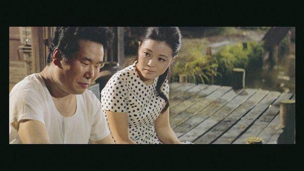 テレビドラマ版でさくらを演じた長山藍子がマドンナ・節子役を務めた『男はつらいよ 望郷篇』(70)
