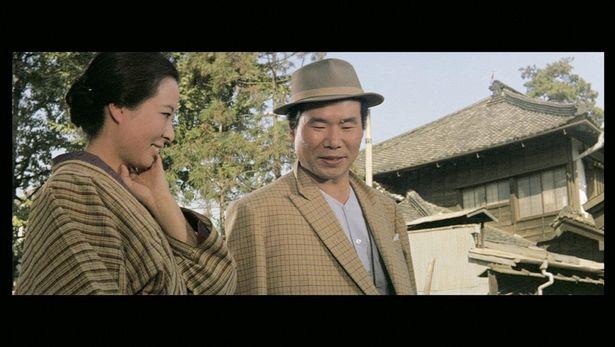 寅さんが美人の未亡人・貴子に恋する『男はつらいよ 寅さん恋歌』(71)