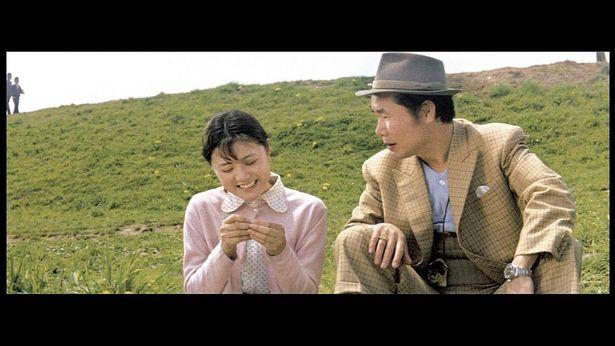 少女のようなマドンナ・花子が新鮮な『男はつらいよ 奮闘篇』(71)