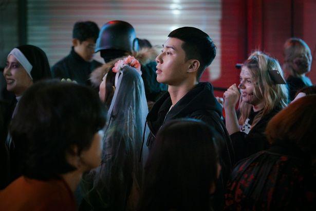 【写真を見る】『パラサイト 半地下の家族』(19)に出演したパク・ソジュン、「梨泰院クラス」で大ブレイク