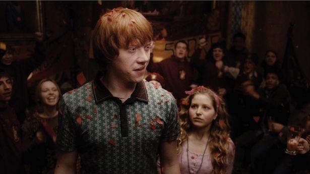 『ハリー・ポッターと謎のプリンス』(09)のロン・ウィーズリーにはモテ期が!