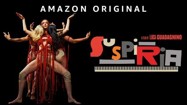 『サスペリア』(18)など Amazon Prime Videoで配信されているホラー映画を紹介!