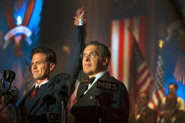 1940年のアメリカ大統領選を新たな設定で映像化