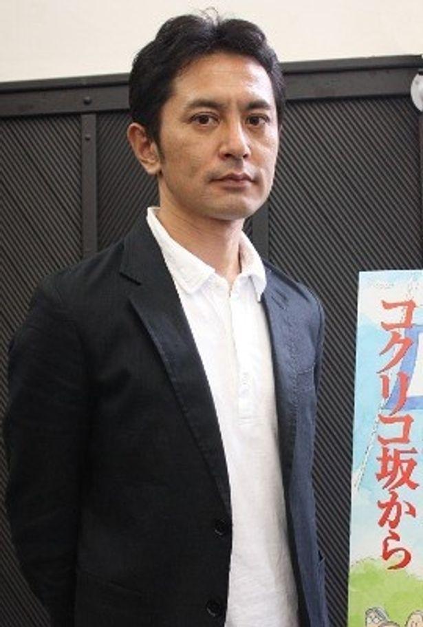 コクリコ坂から』の宮崎吾朗監督と長澤まさみが語る、宮崎駿との三世代 ...