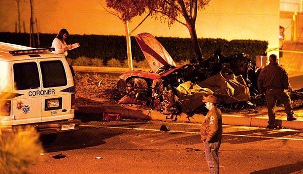 画像 事故 ポール ウォーカー