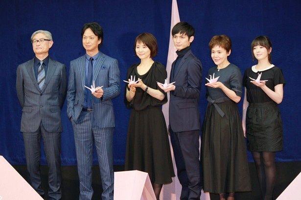 高良健吾&石田ゆり子「ラブシーンはパッションです」(画像2/13 ...