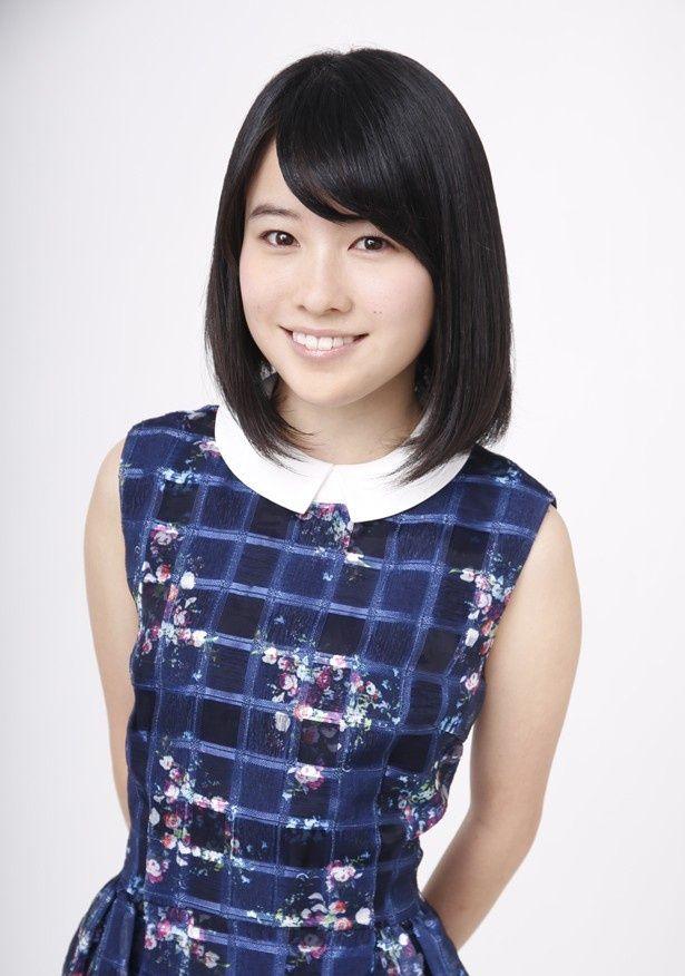 鈴木杏や北乃きいなどの女優を排出した「キットカット」の、5代目受験生応援キャラクターを務める桜井美南