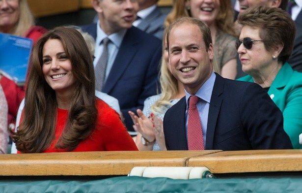 【写真を見る】王室行事は欠席したが、ウィンブルドン観戦を楽しんでいたキャサリン妃