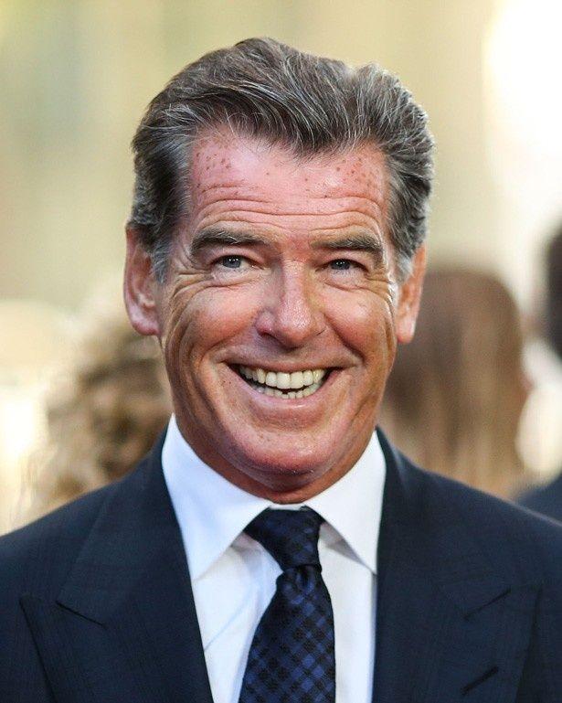 新007はこれまで同様に白人男性になると断言しているピアース・ブロスナン
