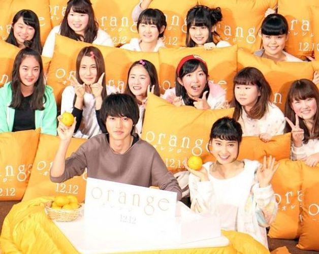 映画 鳳 山崎 土屋 太 賢人 【orange-オレンジ-】映画:土屋太鳳の声がヤバい